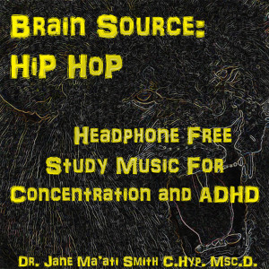 hip hop isochronic adhd study music