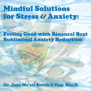 anxiety reduction binaural beat subliminal