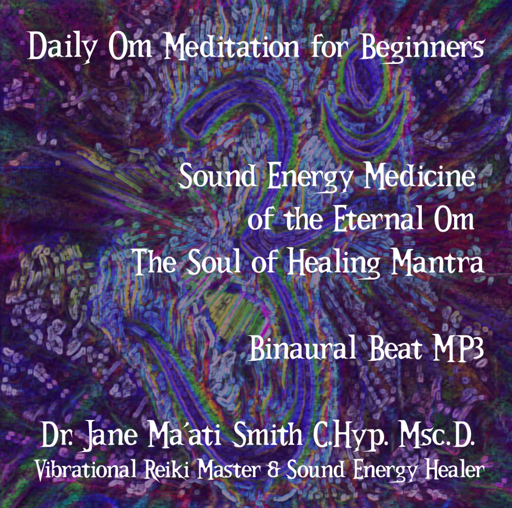 binaural beat om meditation mp3