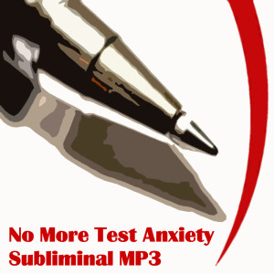 test anxiety subliminal mp3