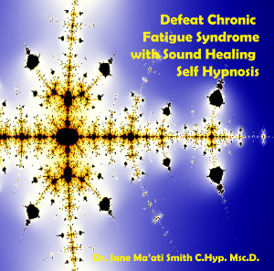 Chronic Fatigue self hypnosis mp3