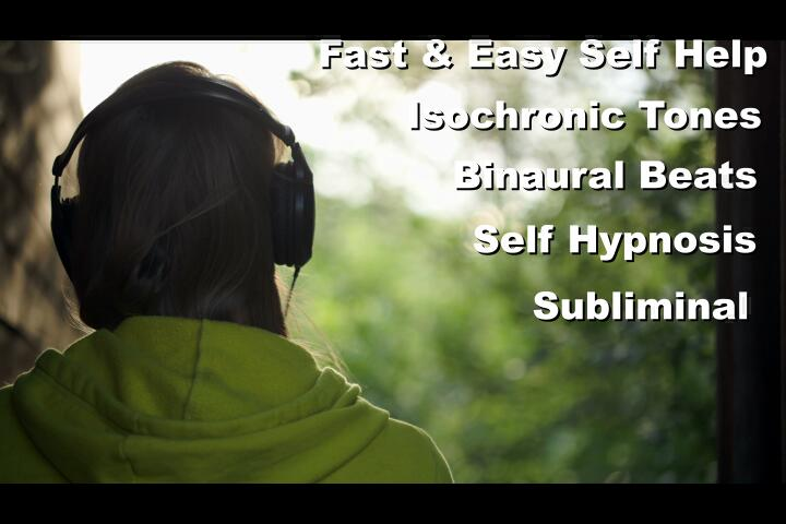 Subliminal, Self Hypnosis Self Help MP3s