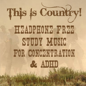 country music adhd isochronic study music