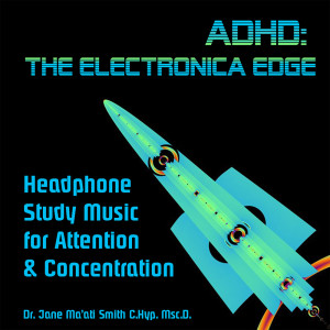 electronica adhd binaural beat study music