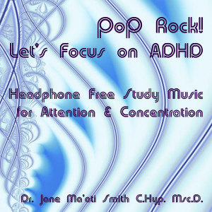PoP music isochronic adhd study music