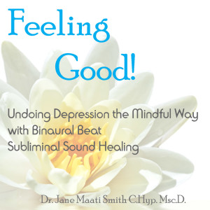 depression subliminal with binaural beats